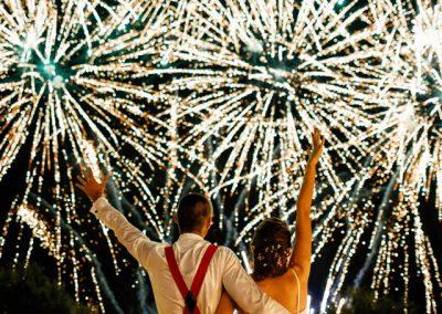Artificii traditionale
