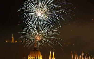 St. Stephen's Day Budapest 2014