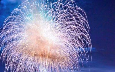 Focuri de artificii la trecerea dintre ani – Revelion 2019/2020