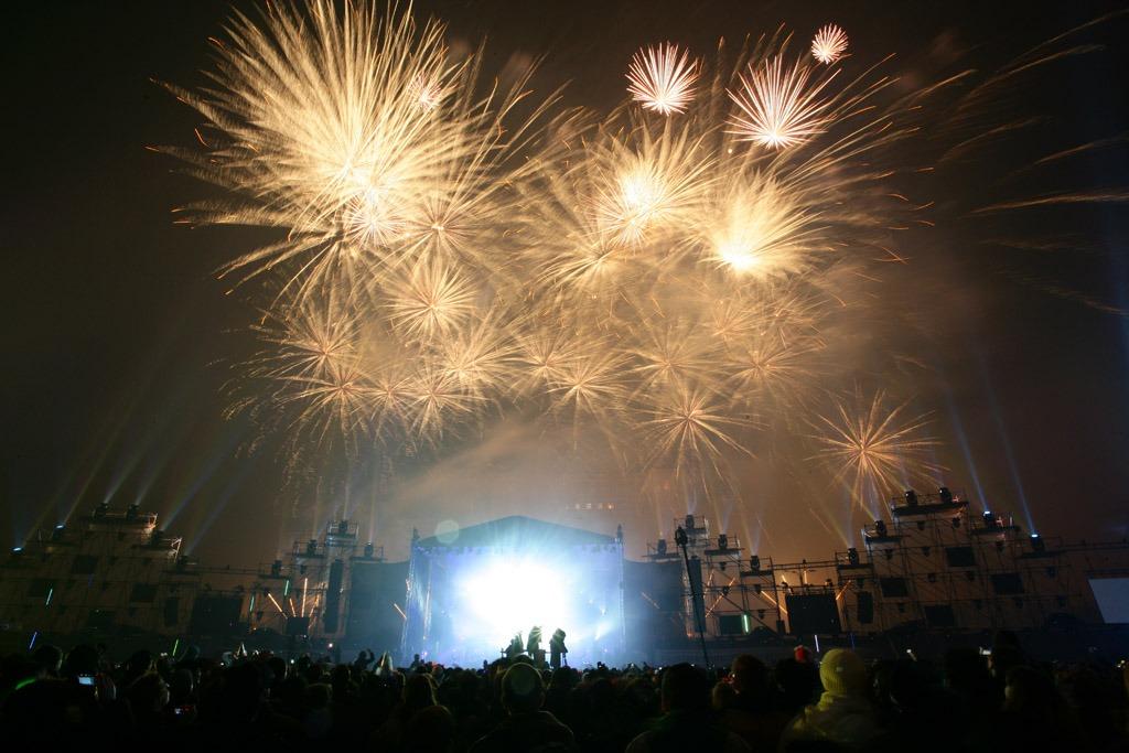 Focuri de artificii si Efecte speciale