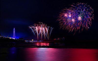 Blackpool World Firework Championships 2018
