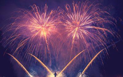 Focuri de Artificii de Ziua Unirii 2020, Cluj-Napoca