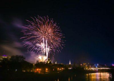 Focuri-de-artificii-Revelion-Arad
