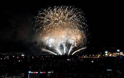 5th International Fireworks Festival 2019 Košice